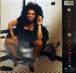 Back Cover Album Millie Jackson - Back To The Shit