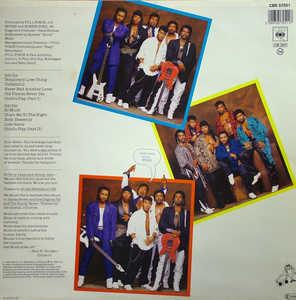 Back Cover Album Full Force - Full Force Get Busy 1 Time