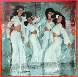 Back Cover Album Sister Sledge - Together