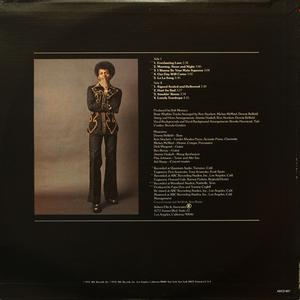 Back Cover Album Carl Carlton - Everlasting Love