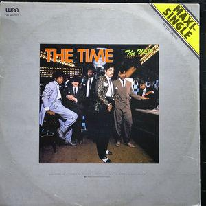 Back Cover Single The Time - The Walk