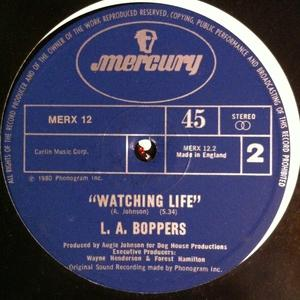 Back Cover Single L.a. Boppers - Is This The Best (Bop-Doo-Wah)