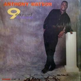 Anthony Watson - 9 Days Of Love