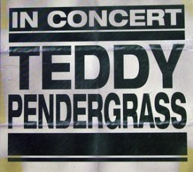 Teddy Pendergrass - In Concert