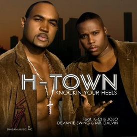 H-Town - Knockin' Your Heels