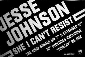 Jesse Johnson New Single She I Can't Resist