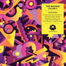 Various Artists - Tokyo Dawn Records The Boogie Volume 5