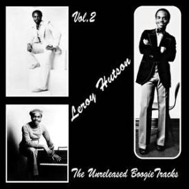 Leroy Hutson - The Unreleased Boogie Tracks Vol2