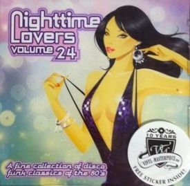Various Artists - Nighttime Lovers Volume 24