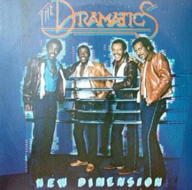The Dramatics - New Dimension
