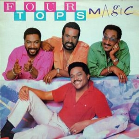 The Four Tops - Magic