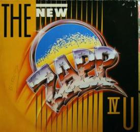 Zapp - The New Zapp IV U