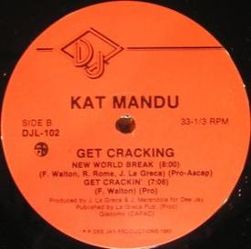 Kat-mandu - Get Crakin'