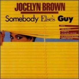 Jocelyn Brown - Somebody Else's Guy