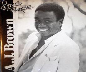 A.j. Brown - Love People