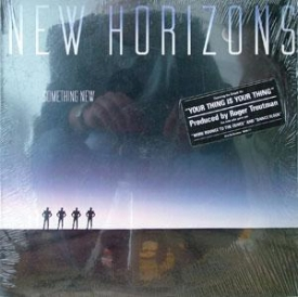 New Horizons - Something New