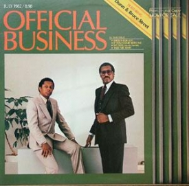 Dunn & Bruce Street - Official Business