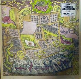 Herbie Hancock - Monster