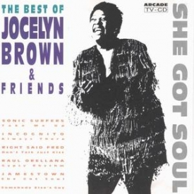 Jocelyn Brown - The Best Of Jocelyn Brown And Friends