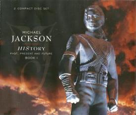 Michael Jackson - HIStory Past, Present & Future, Book 1