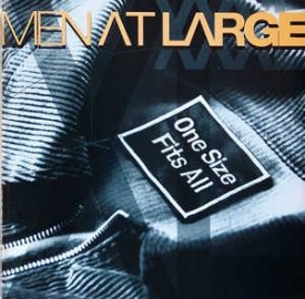 Men At Large - One Size Fits All