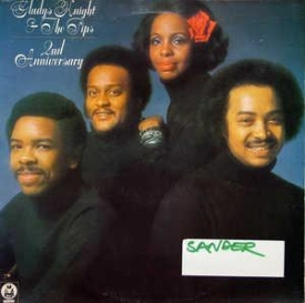 Gladys Knight & The Pips - Second Anniversary