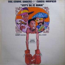 Staple Singers - Let's Do It Again (film Soundtrack)