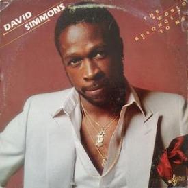David Simmons - The World Belongs to Me