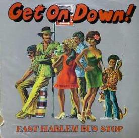 East Harlem Bus Stop - Get On Down!