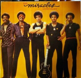 The Miracles - Love Crazy