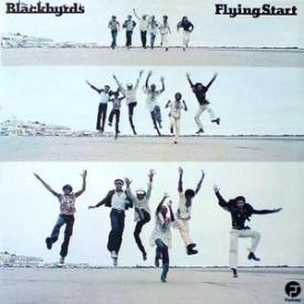 The Blackbyrds - Flying Start