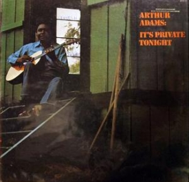 Arthur Adams - It's Private Tonight