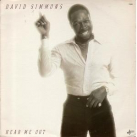 David Simmons - Hear Me Out