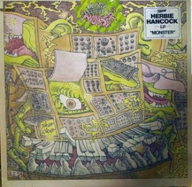 Herbie Hancock - Monster