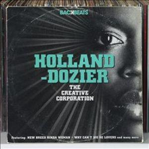 Holland-dozier-holland - The Creative Corporation