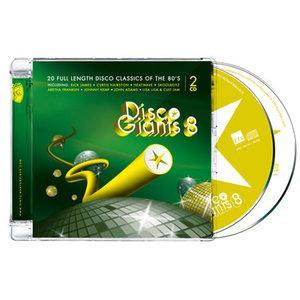 Various Artists - Disco Giants Volume 8