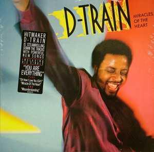 James 'd-train' Williams - Miracles Of The Heart