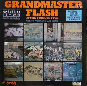 Grandmaster Flash And The Furious Five - White Lines