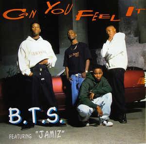 B.t.s - Can U Feel It