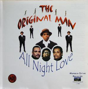 The Original Man - All Night Love