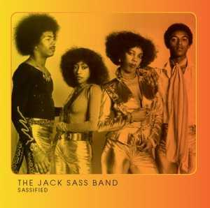 The Jack Sass Band - Sassified