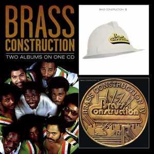 Brass Construction - Brass Construction IV CD