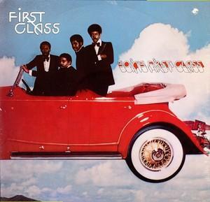 First Class - GOING FIRST CLASS