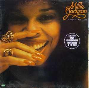 Millie Jackson - A Moment's Pleasure