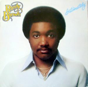 Randy Brown - Intimately
