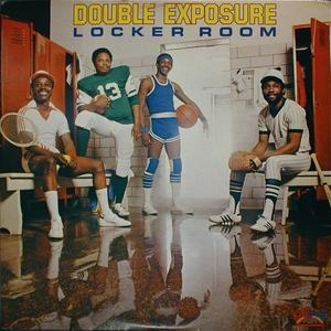 Double Exposure - Locker Room