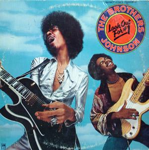 The Brothers Johnson - Look Out For #1