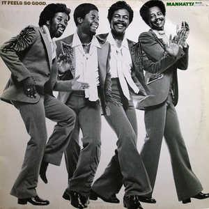 Album  Cover The Manhattans - It Feels So Good on COLUMBIA Records from 1977