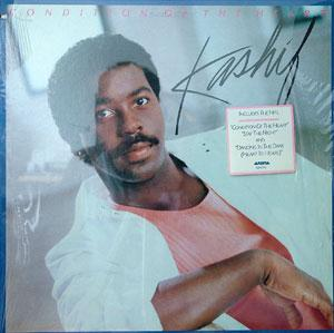 Front Cover Album Kashif - Condition Of The Heart
