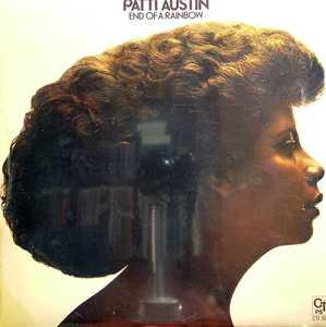 Album  Cover Patti Austin - End Of A Rainbow on CTI Records from 1976